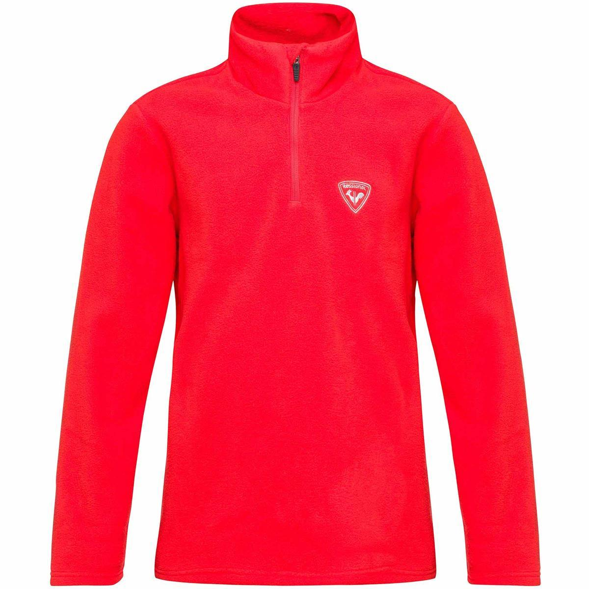 Rossignol Apparel Boy 1/2 zip Fleece