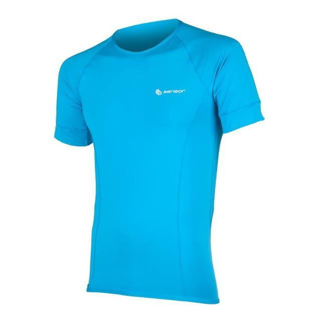 Sensor Coolmax Fresh Men's T-shirt Short Sleeves