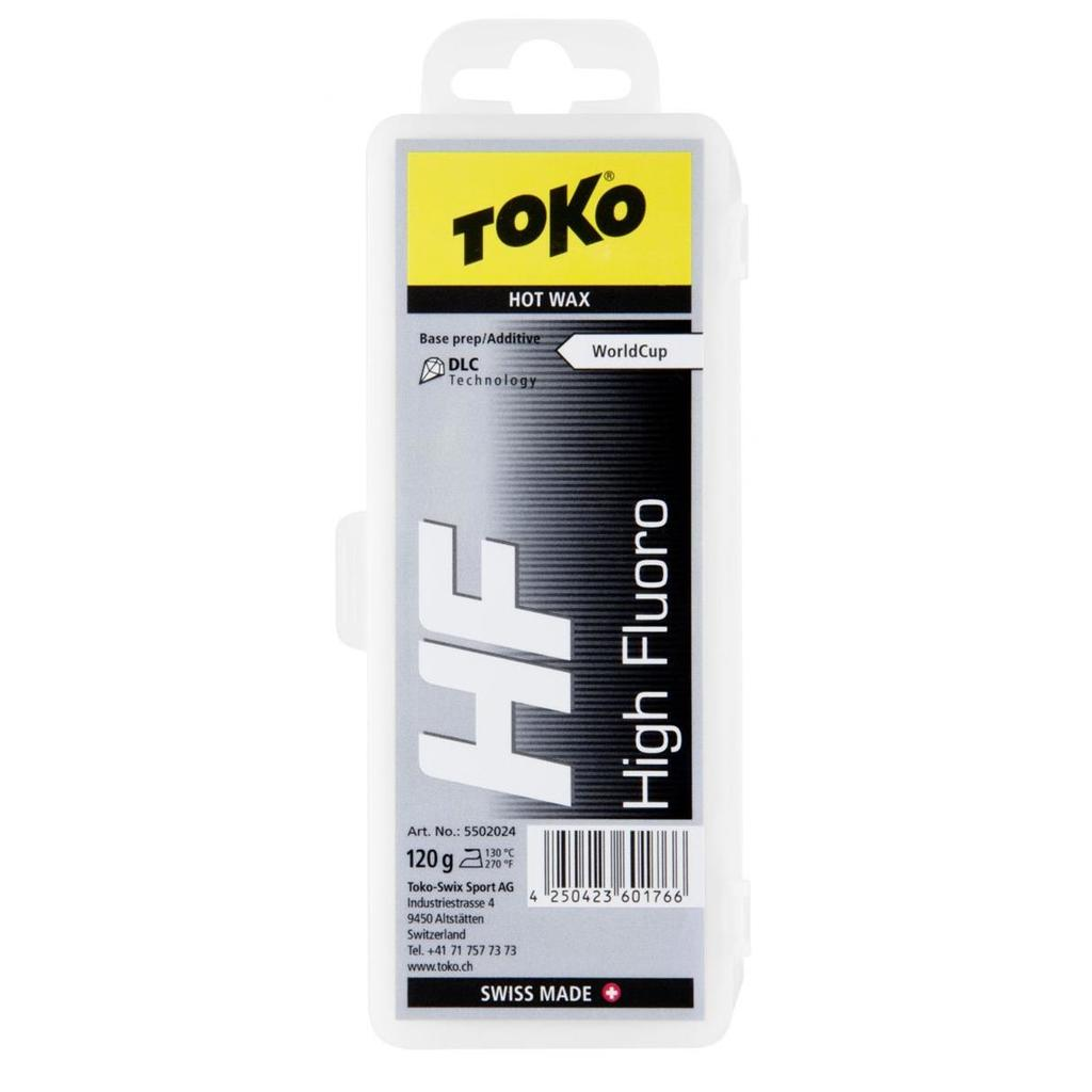Toko HF Hot Wax Black