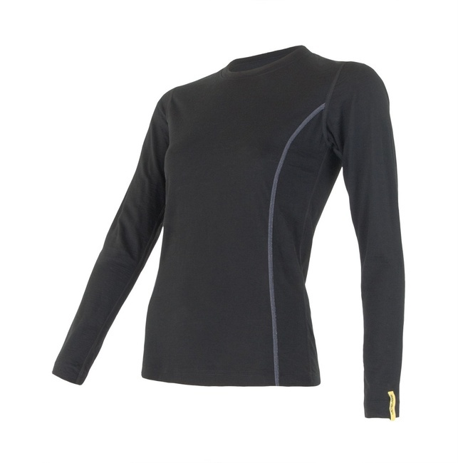 Sensor Merino Wool Active Women's T-shirt Long Sleeves