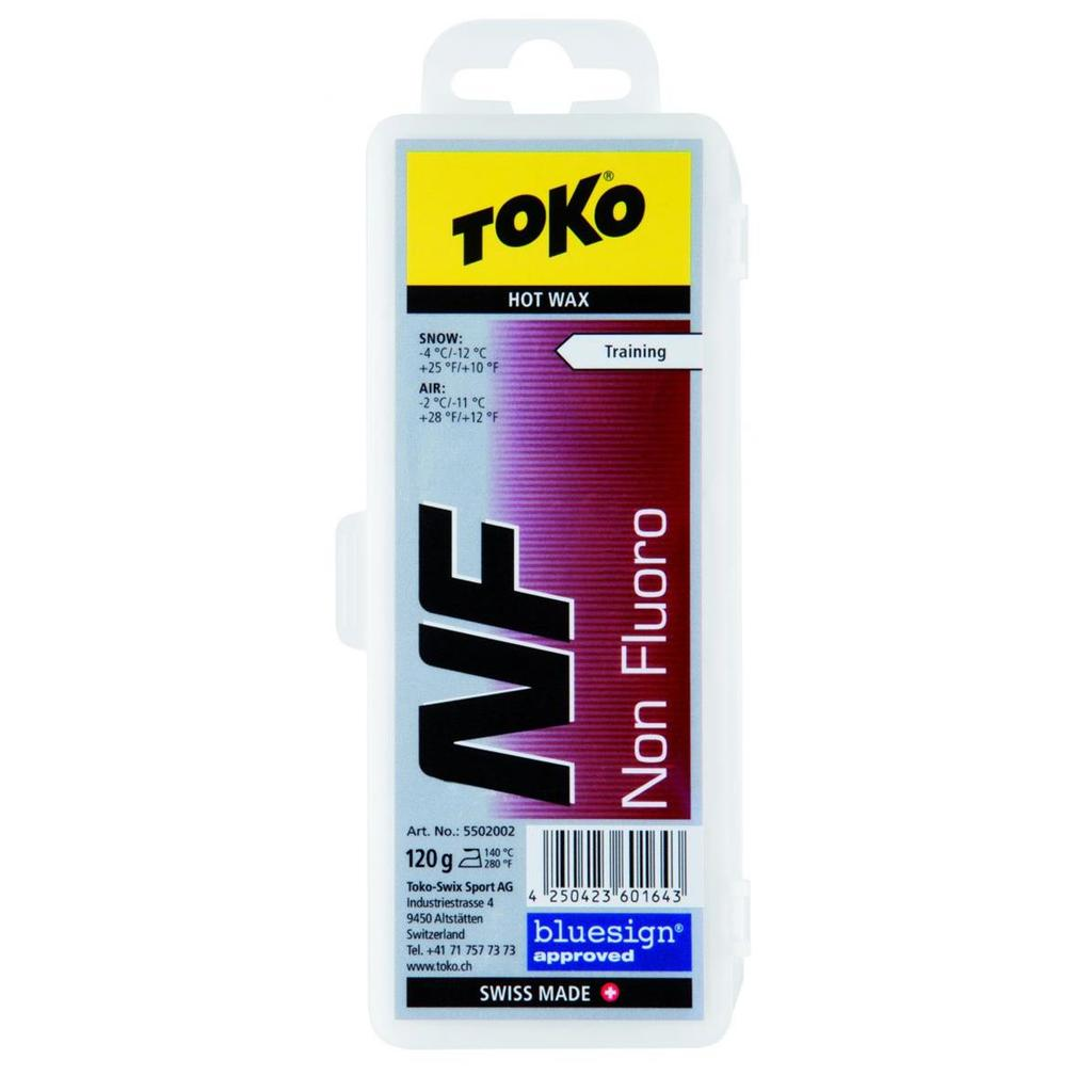 Toko Toko NF Hot Wax Red