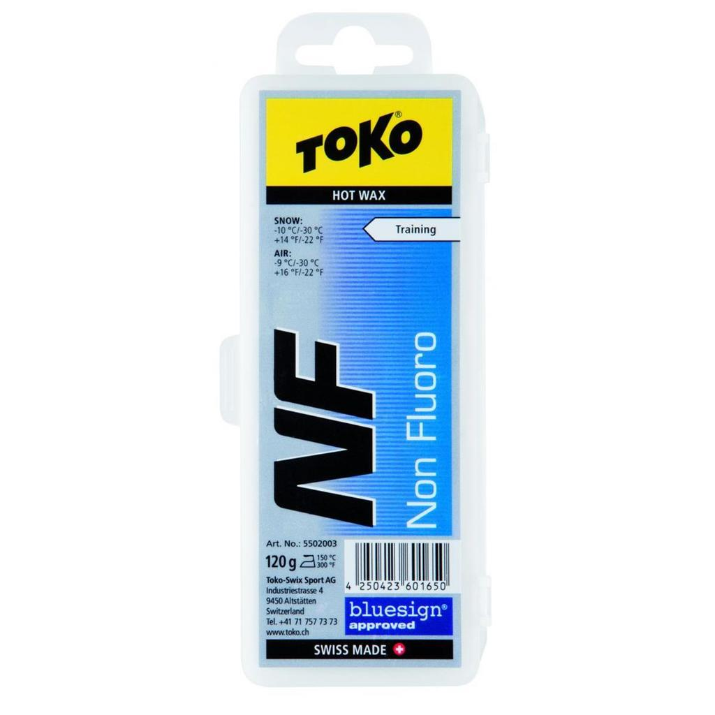 Toko Toko NF Hot Wax Blue