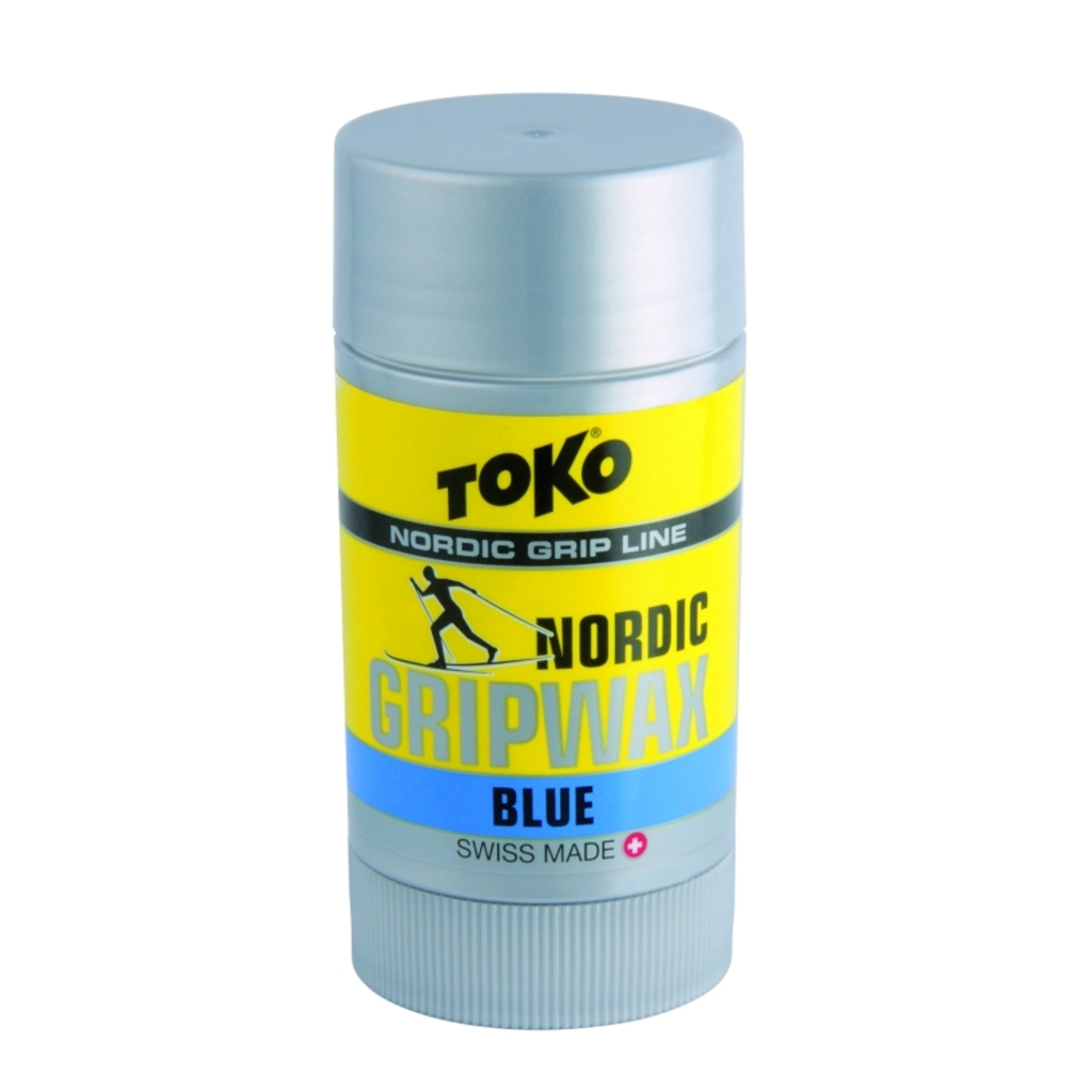 Toko stoupací vosk Nordic Grip Wax 25g, Blue