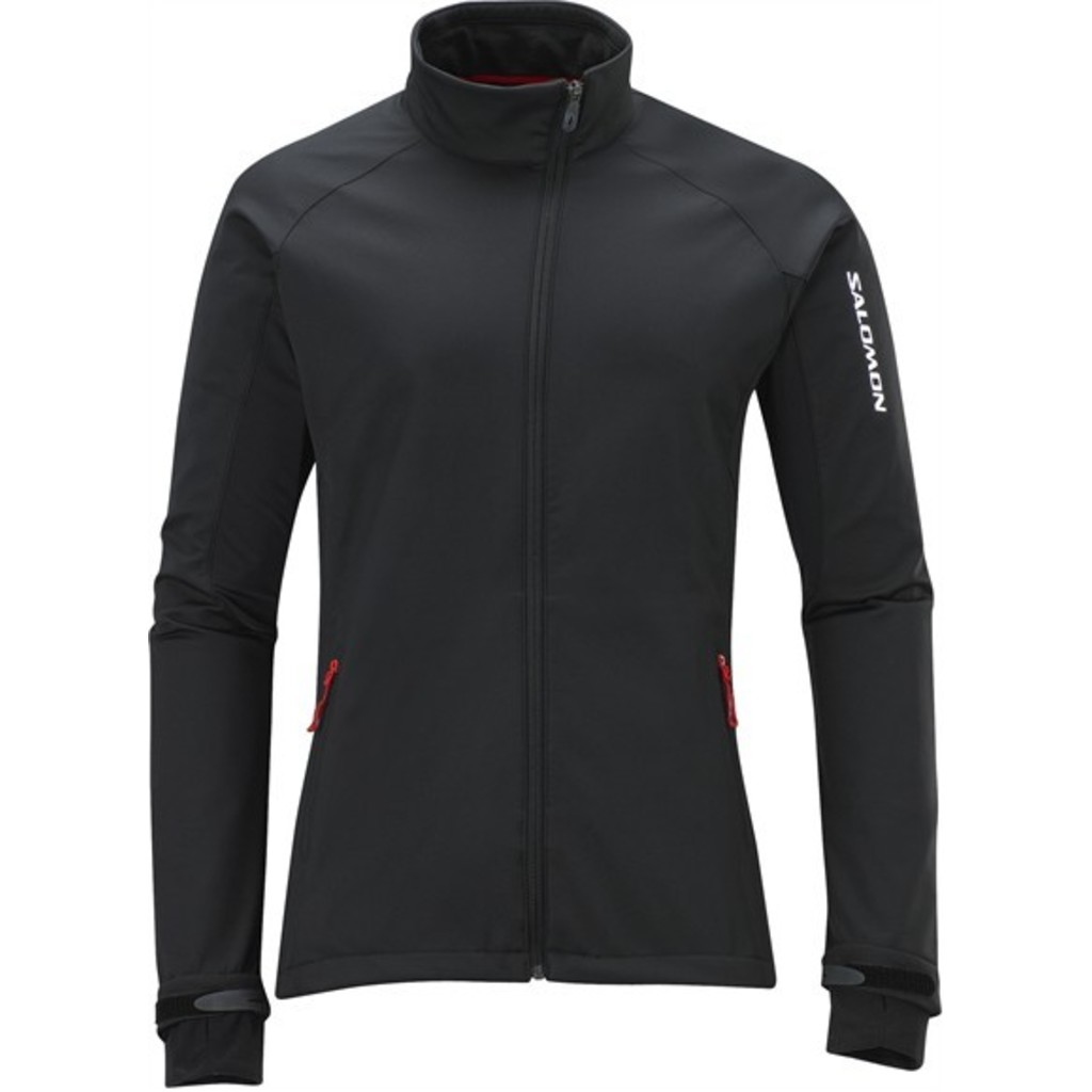Bundy na běžky Salomon Active IV Softshell M