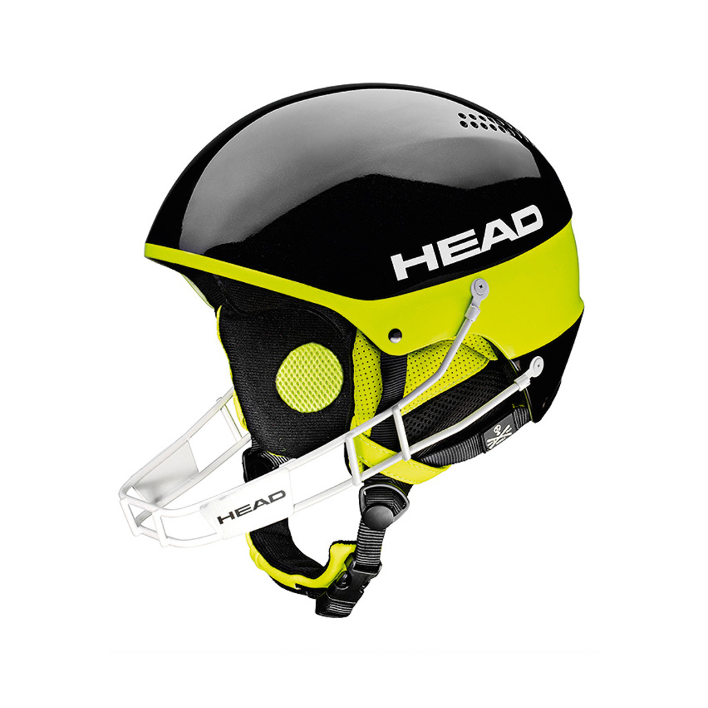 Head Stivot Youth SL + Chinguard