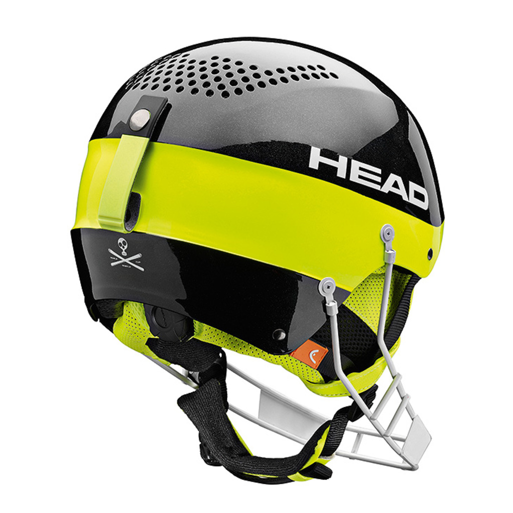 VÝPRODEJ Head Stivot Youth SL + Chinguard
