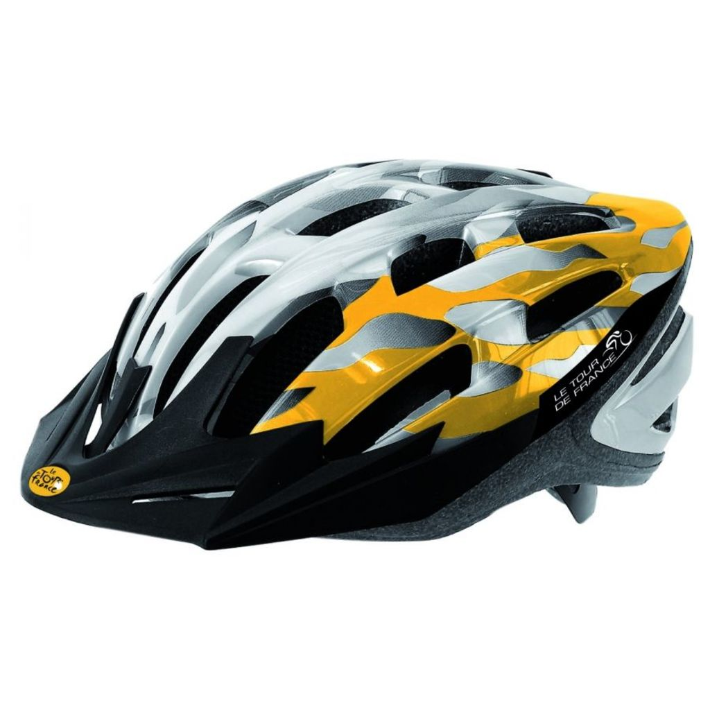 Tour de France Semi In-Mold Helmet