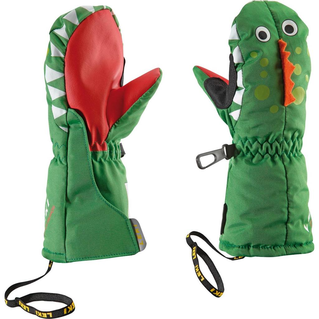 Lyžařské rukavice Leki Little Dragon 0677936176