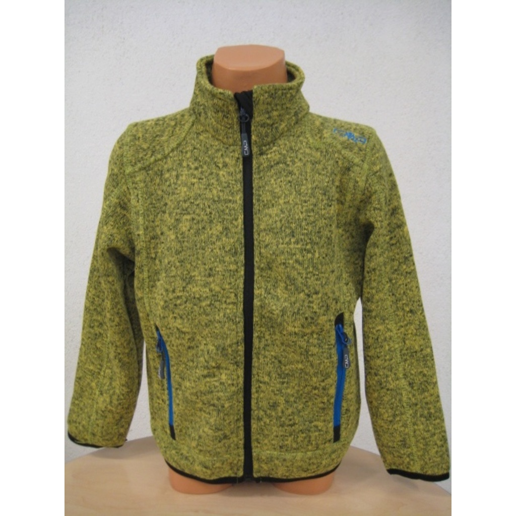 CMP Campagnolo Fleece Sweatshirt Kids 3H60744
