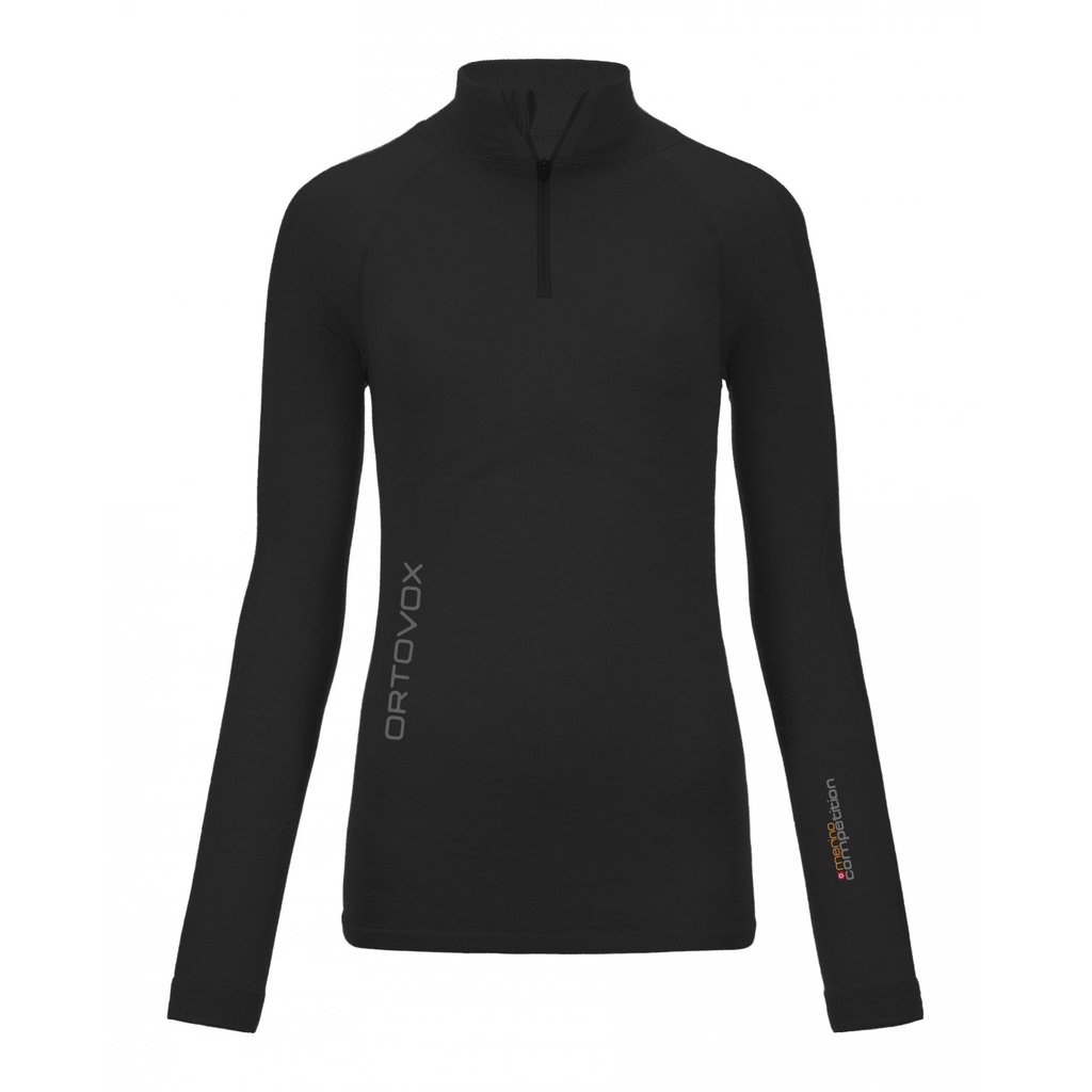 Ortovox W´s Merino Competition Long Sleeve Zipper