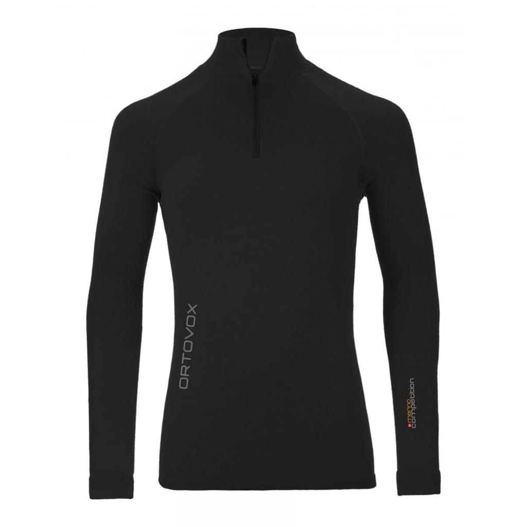Ortovox Merino Competition Long Sleeve Zipper