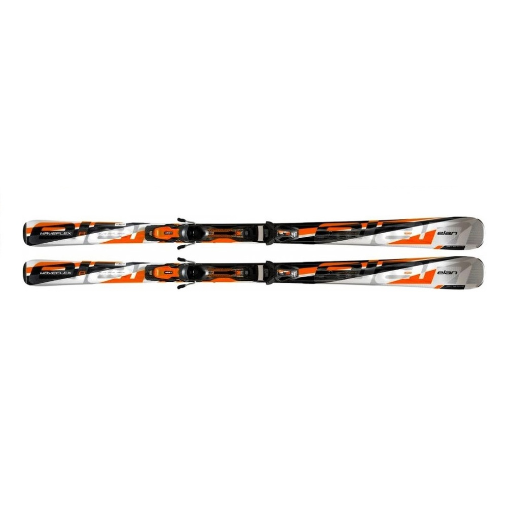 Elan WAVEFLEX 8 orange QT