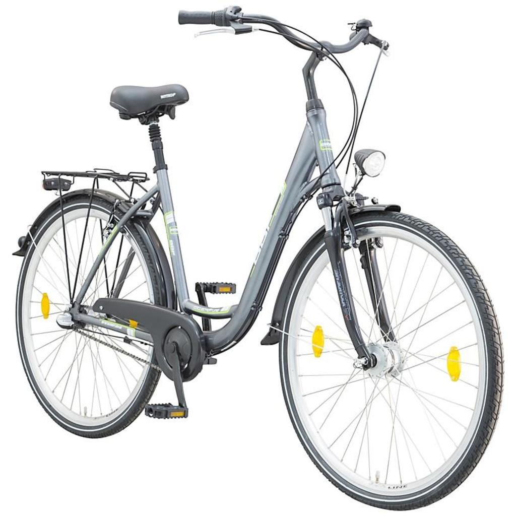BBF Collection Line ( 3-speed suspension) Lady 28