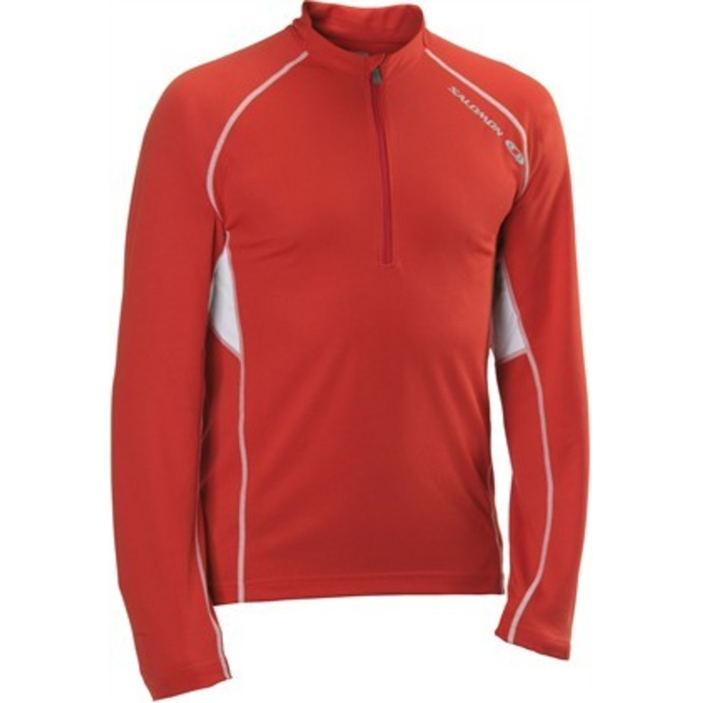 Salomon Trail Runner LS Zip M
