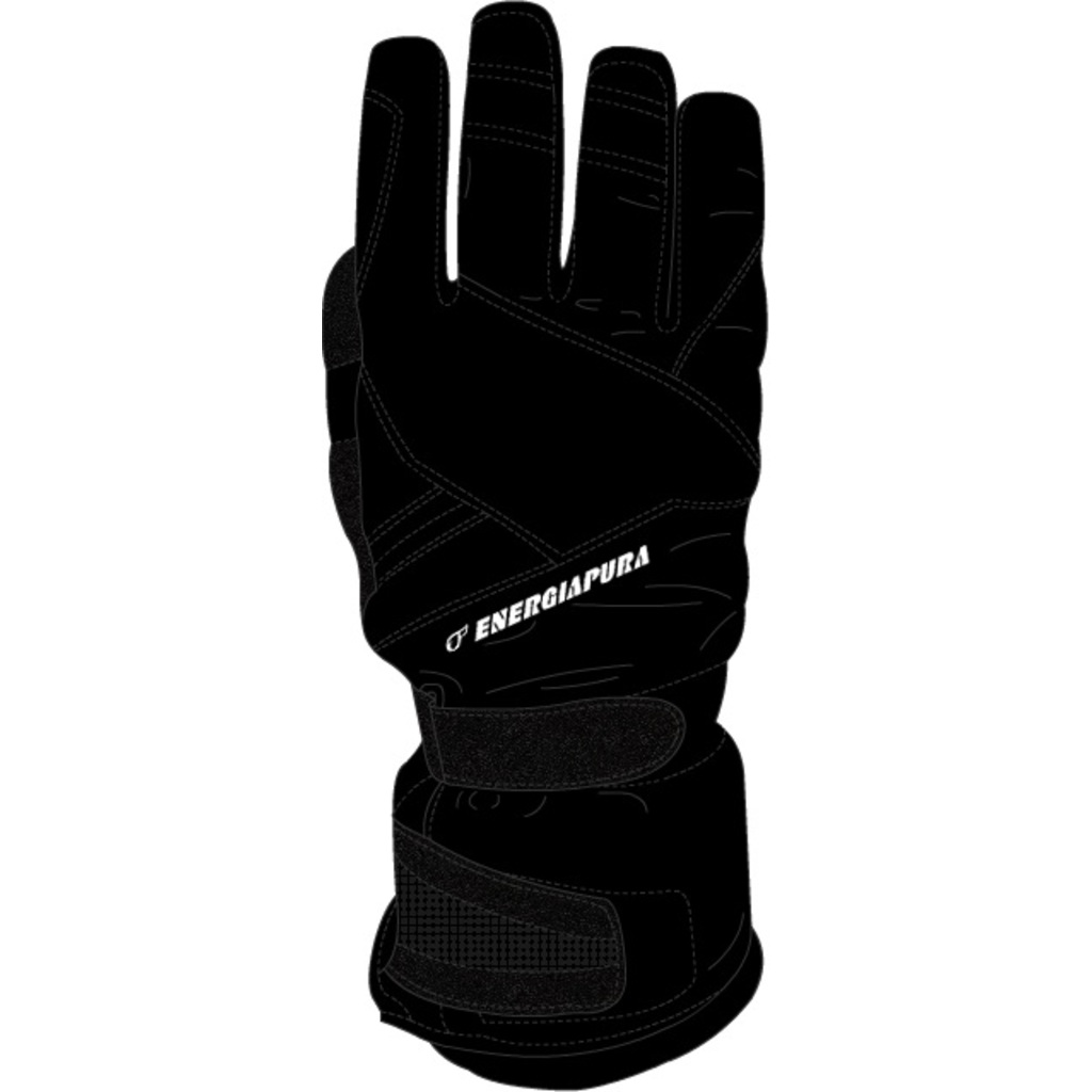 Energiapura Coaching Leather Ski Gloves