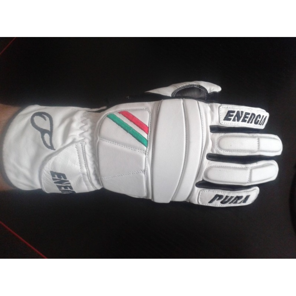 Energiapura Giant Slalom Leather Gloves with Protectors