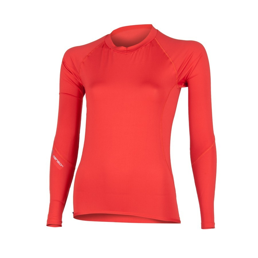 Sensor Coolmax Fresh Women's T-shirt Long Sleeves