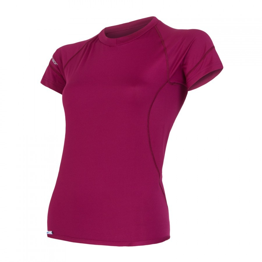 Sensor Coolmax Fresh Women's T-shirt Short Sleeves