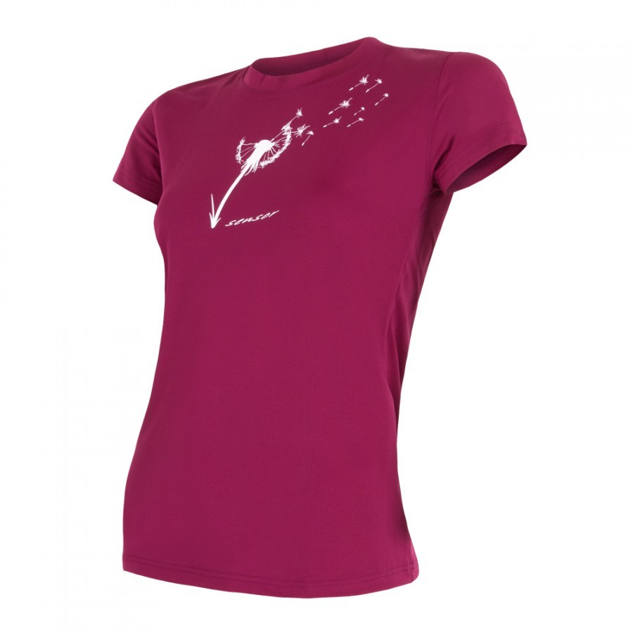 Sensor PT Coolmax Fresh Women's T-shirt Short Sleeves