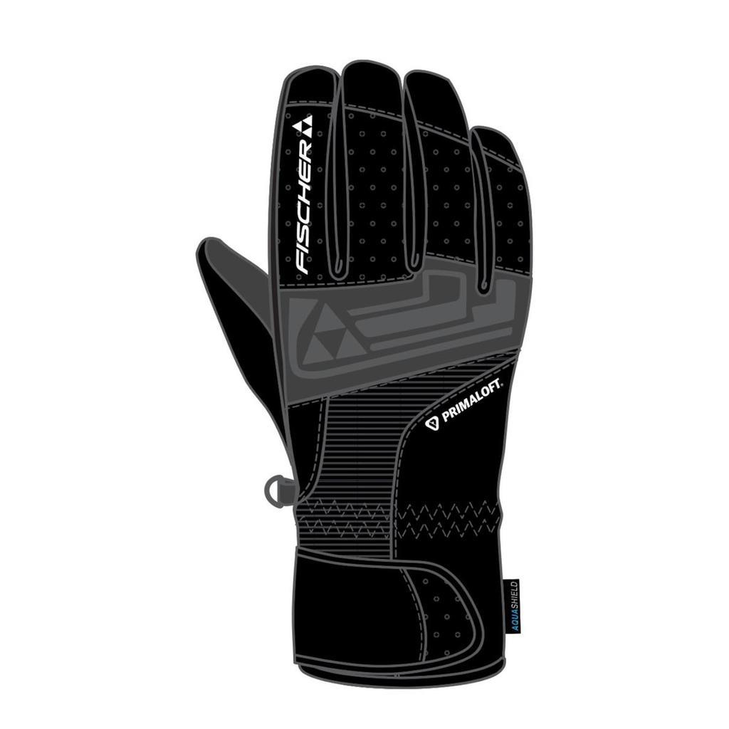 Lyžařské rukavice - Levné Lyže 2459ff65f9