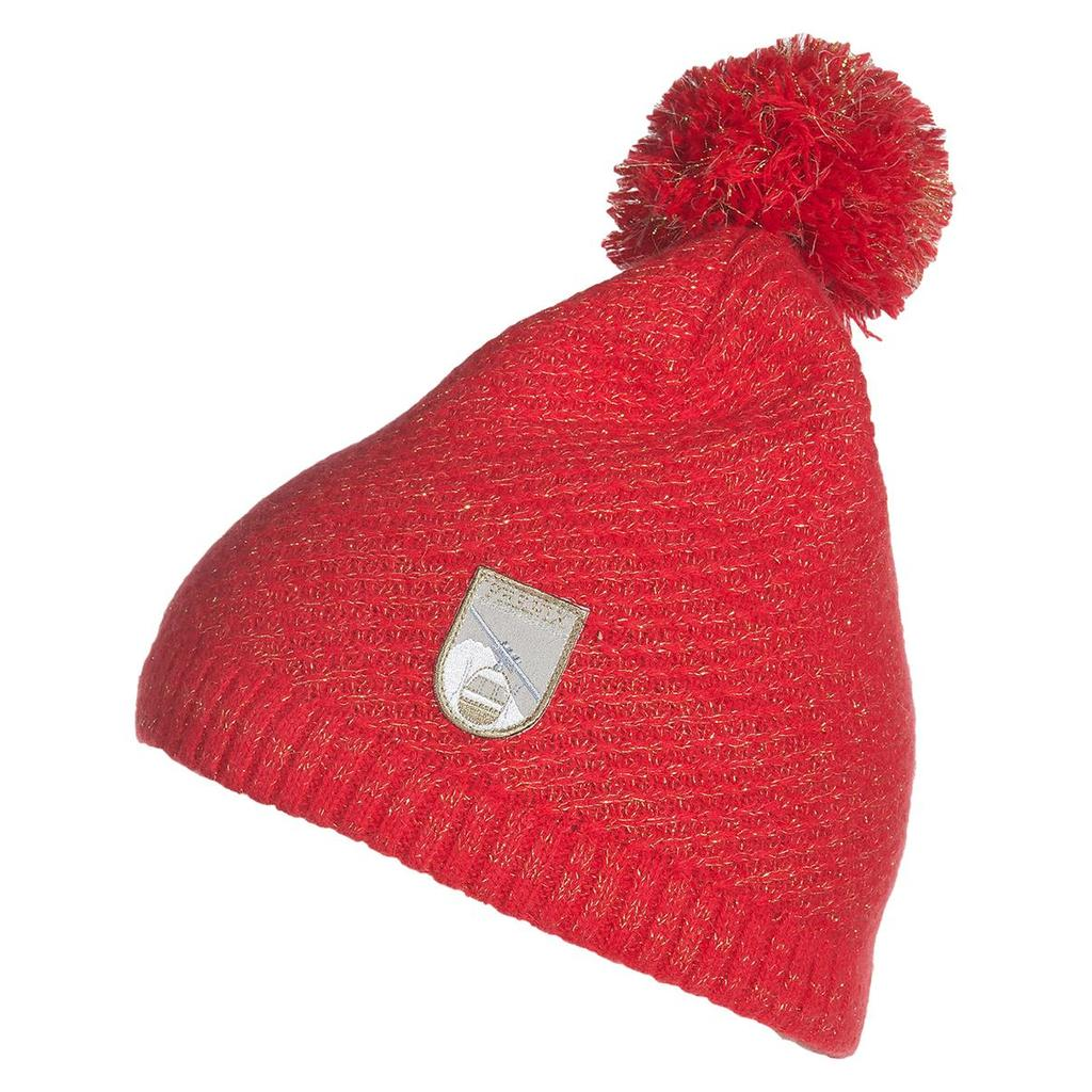 Phenix Rose Knit Hat