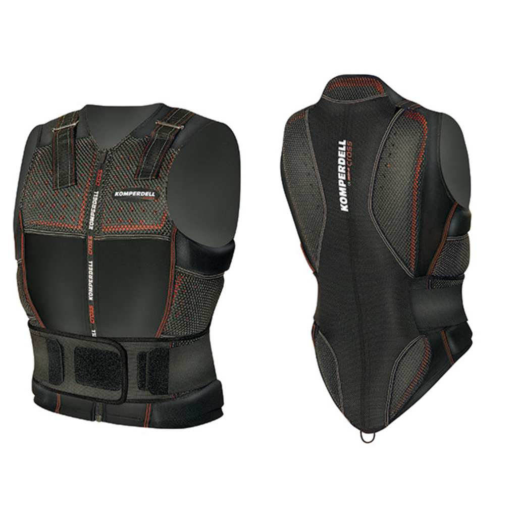 Komperdell Vest Cross Men