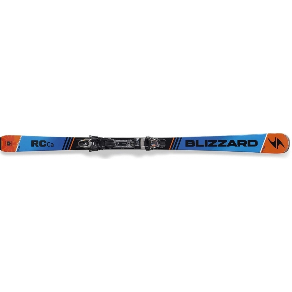 Blizzard RC CA (black/blue/orange)