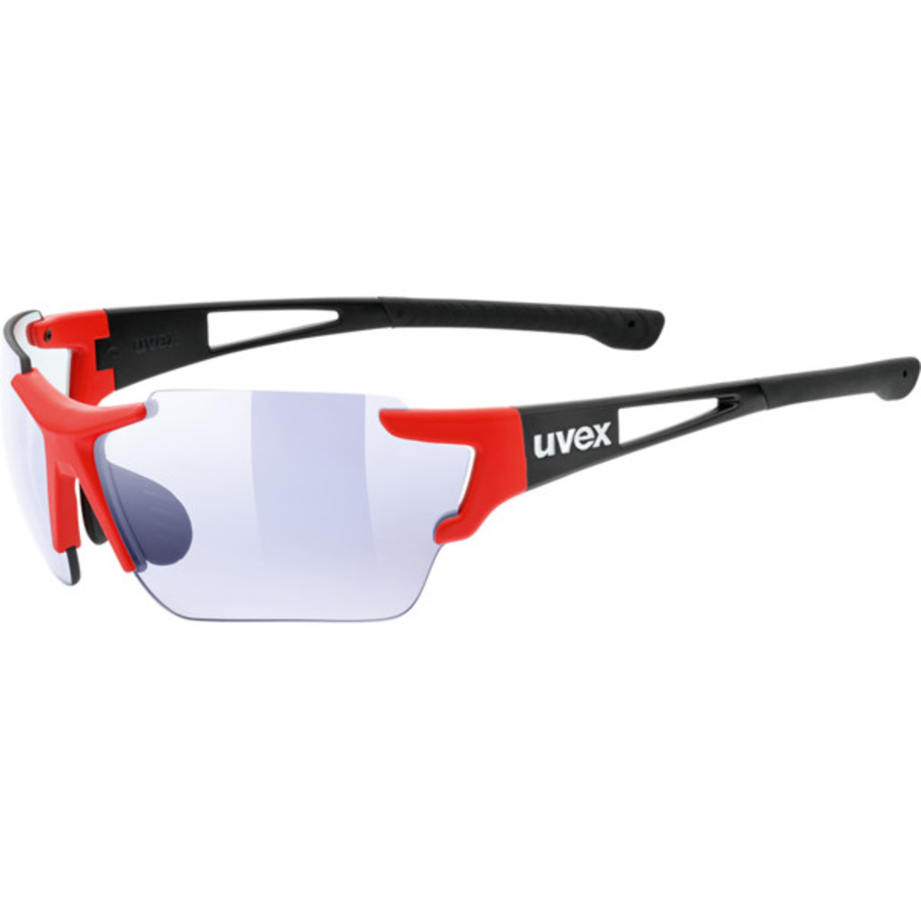 Uvex Sportstyle 803 Race VM Black/Red/Mat
