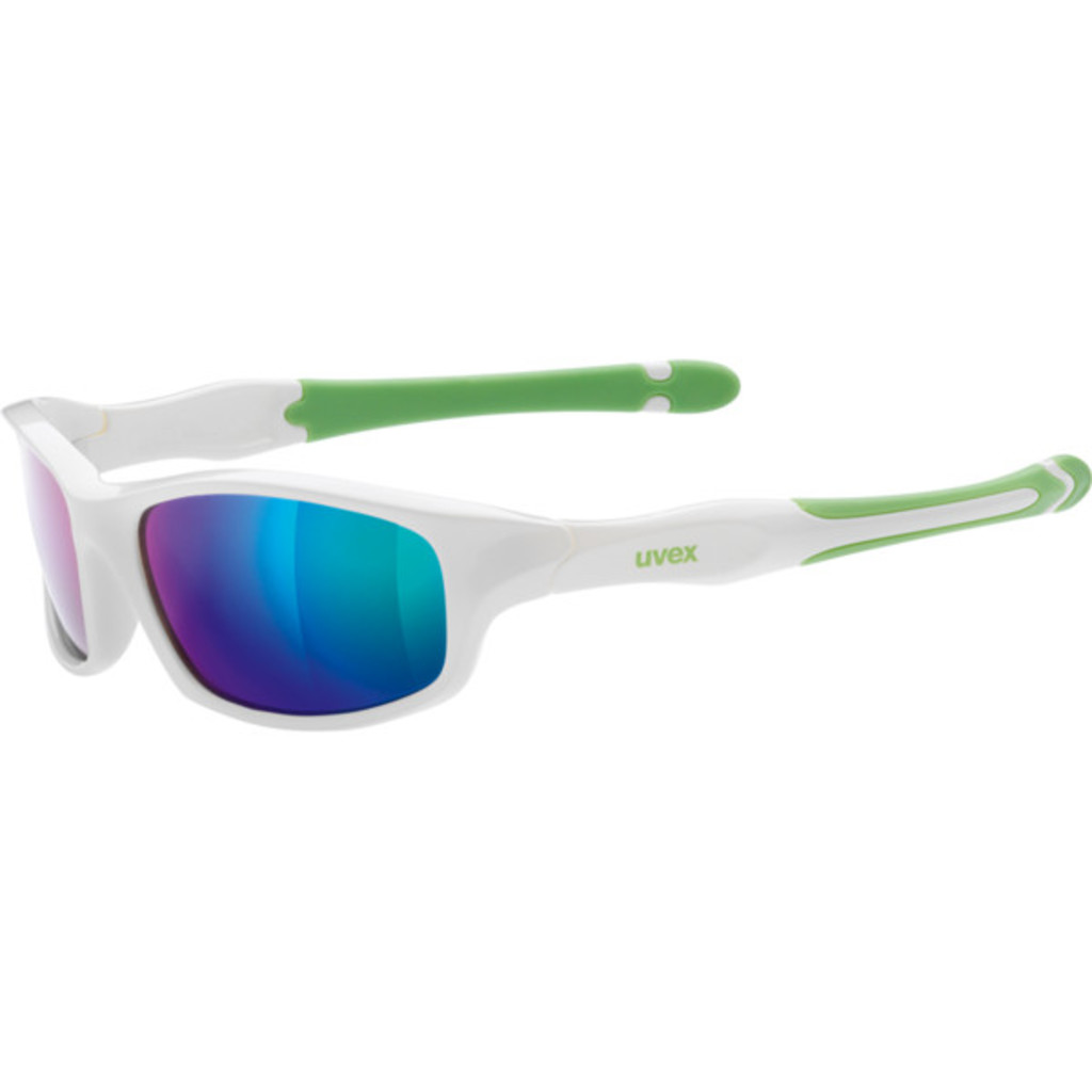 Uvex Sportstyle 507 White/Green