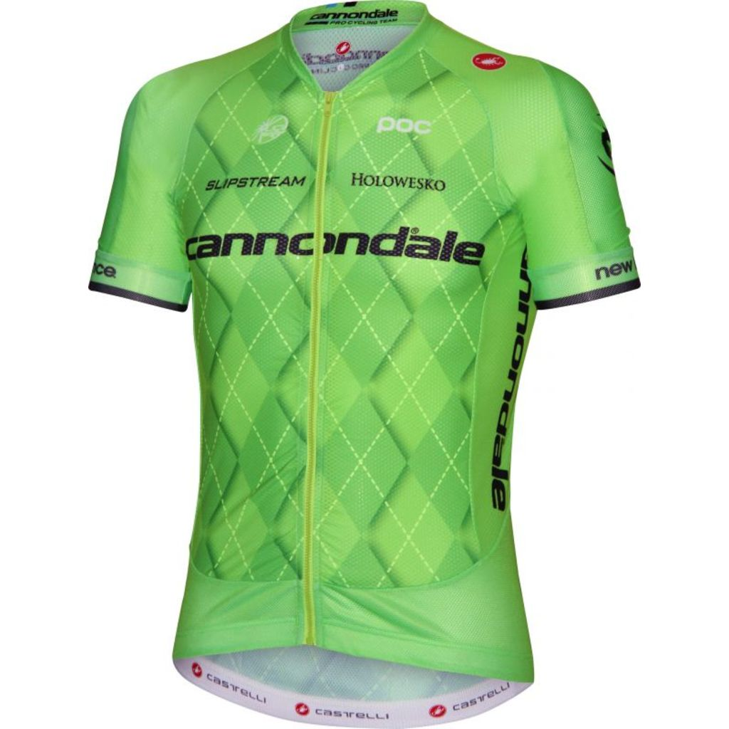 Cannondale Aero Race 5.1 Short Sleeves Jersey