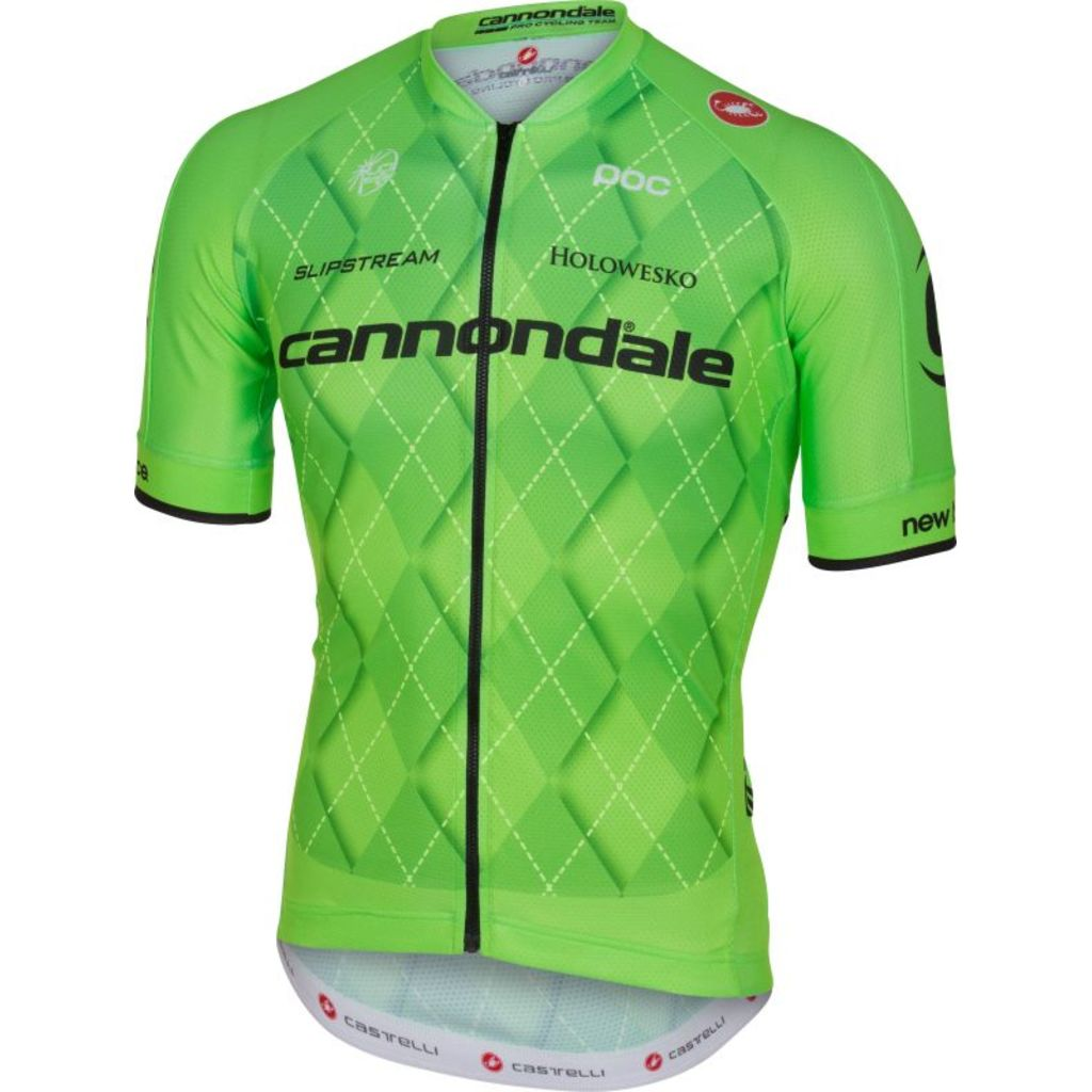Cannondale Team 2.0 Short Sleeves Jersey