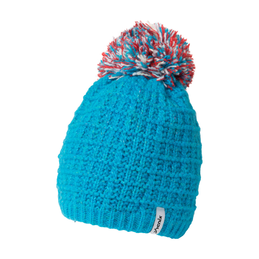 Čepice na lyže Phenix Groovy Knit Hat with Pon-Pon
