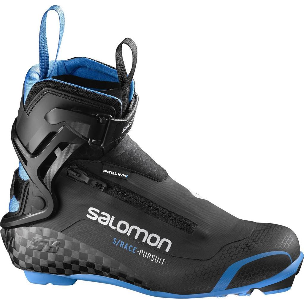 Salomon S Race Pursuit Prolink - Levné Lyže 51f7808ae7