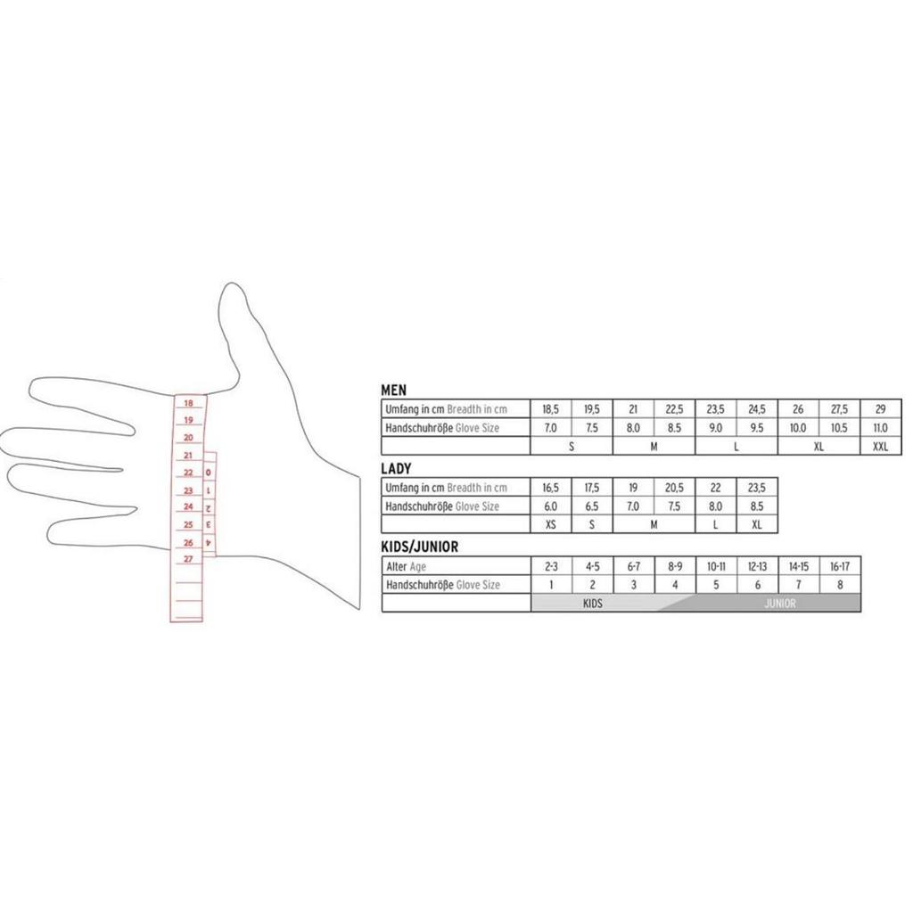 18dd8a1ad8d Lyžařské rukavice Leki Worldcup Race Coach Flex S GTX