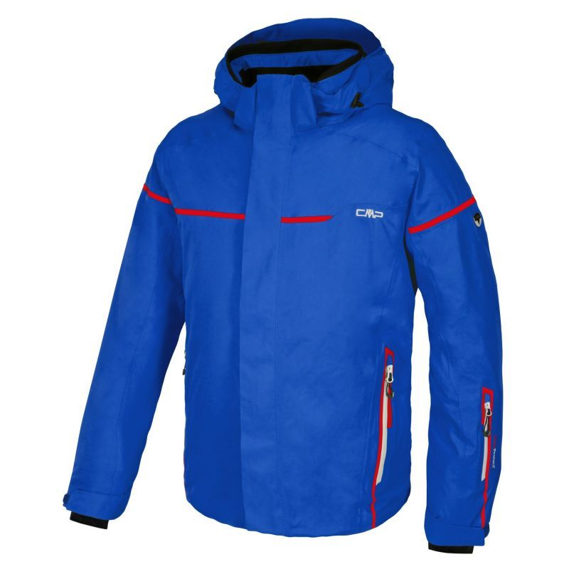 CMP Campagnolo Ski Jacket (blue/red)