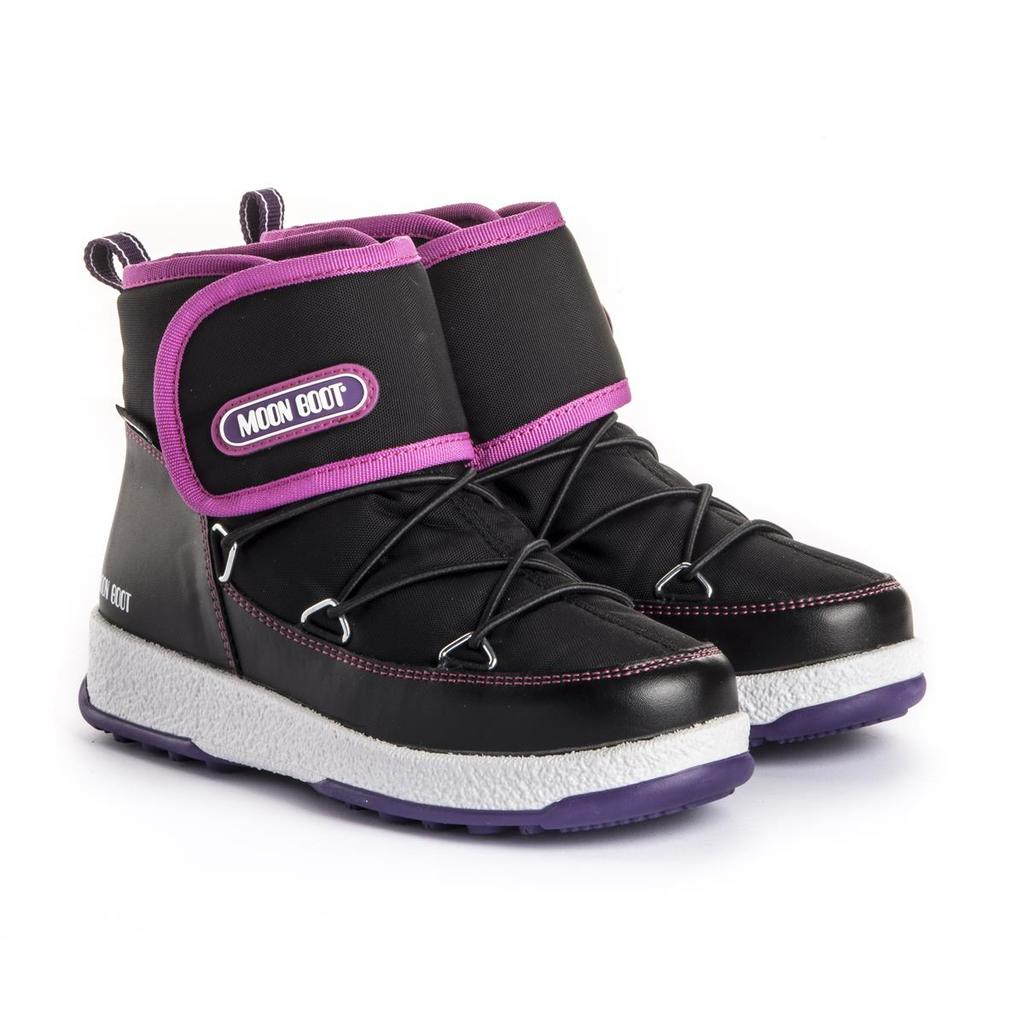 df34f53d580 Outdoorová obuv MOON BOOT Moon We JR Strap WP