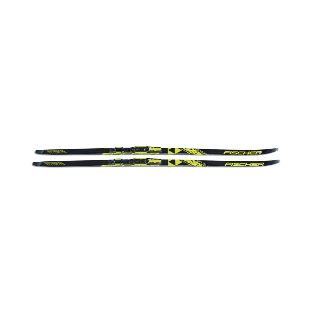 Fischer Twin Skin Carbon Jr. + Binding (Race Classic Jr.)