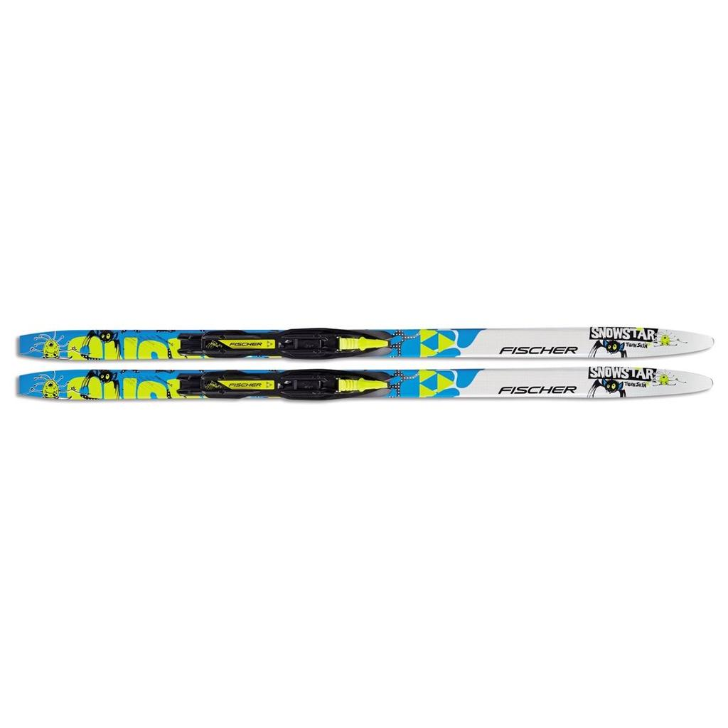 Fischer Twin Skin Snowstar + binding (Tour Jr.)
