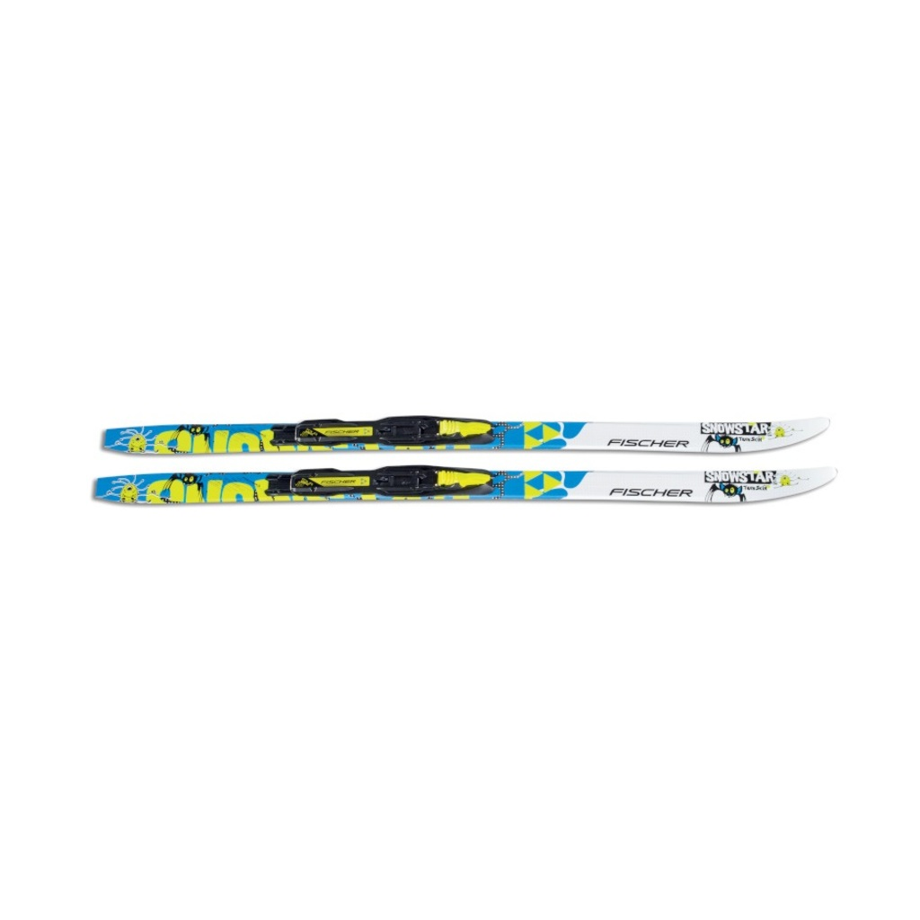 Fischer Twin Skin Snowstar + (Tour Jr.)
