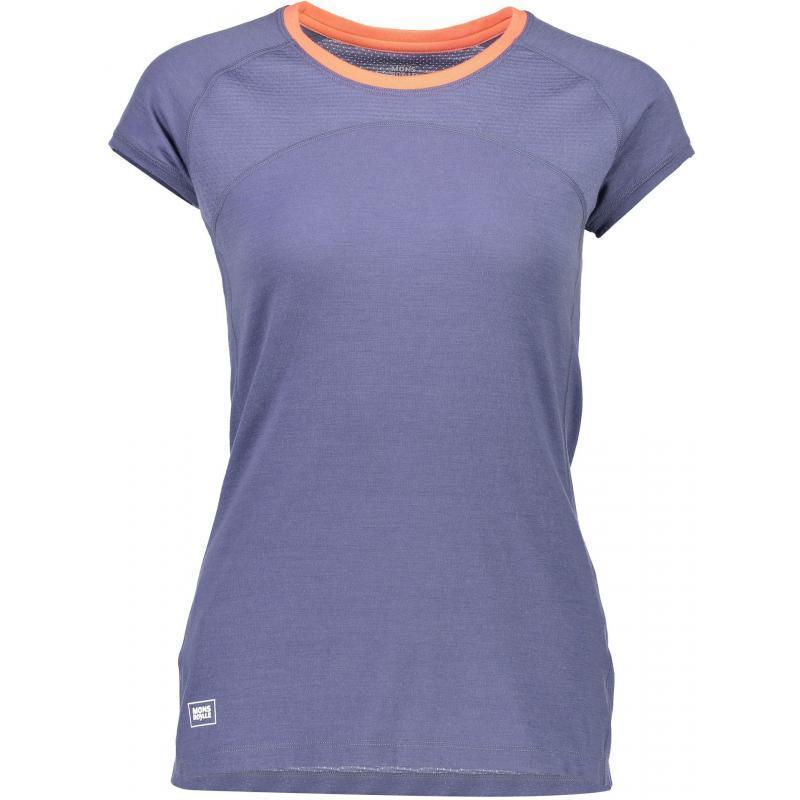 MONS ROYALE Bella tech Tee Geo