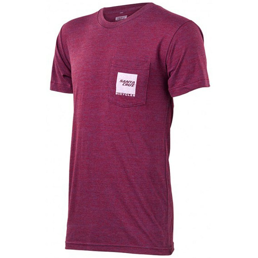 Santa Cruz Block Pocket Tee