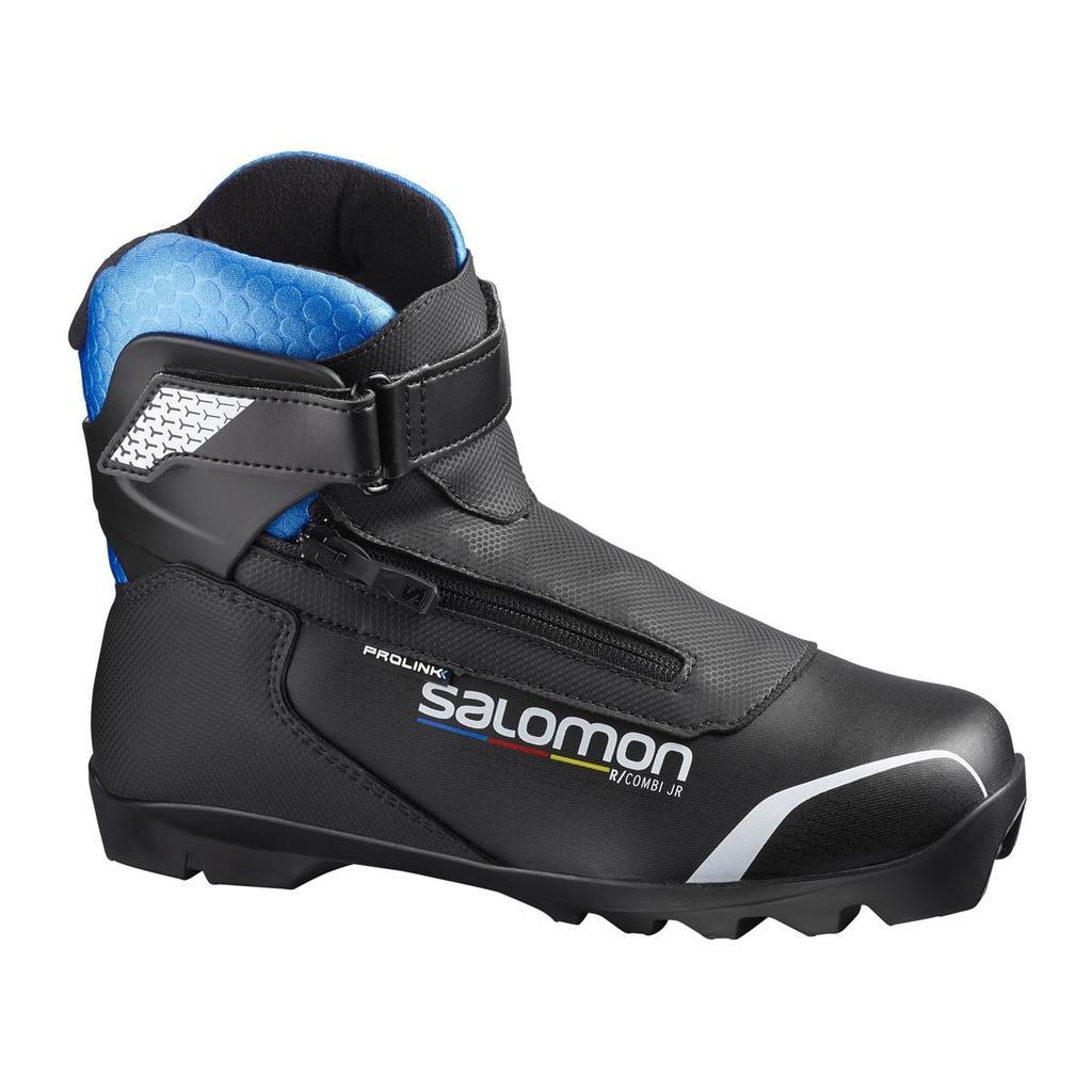 Boty na běžky Salomon R Combi Prolink JR 9db8fb7736