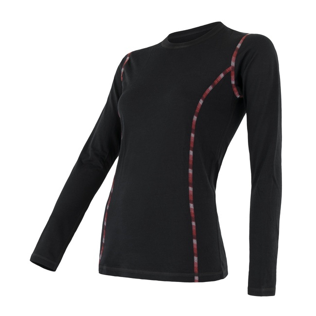 Sensor Merino Air Women's T-Shirt Long Sleeves