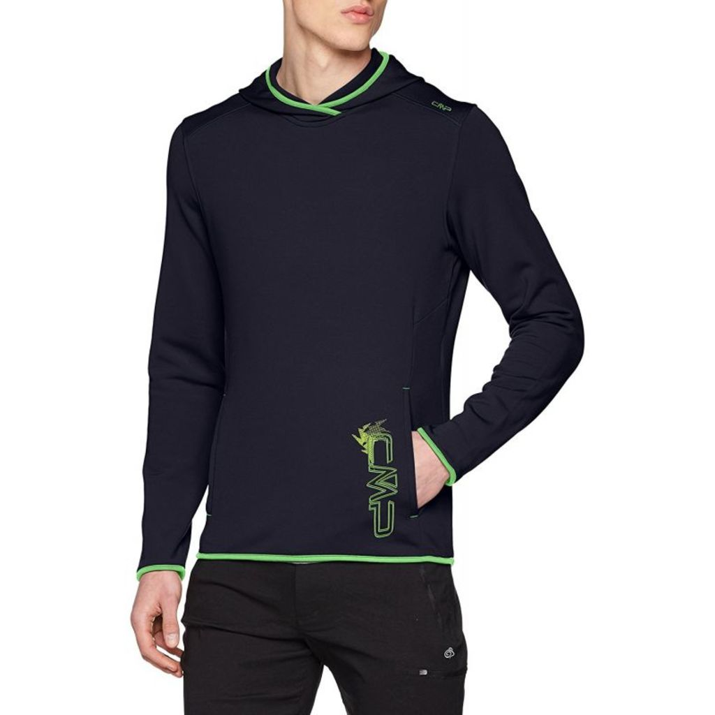 CMP Campagnolo Hoodie Stretch Performance