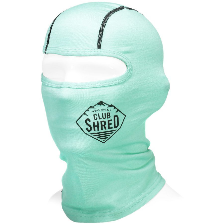 MONS ROYALE B3 Youth Balaclava peppermint