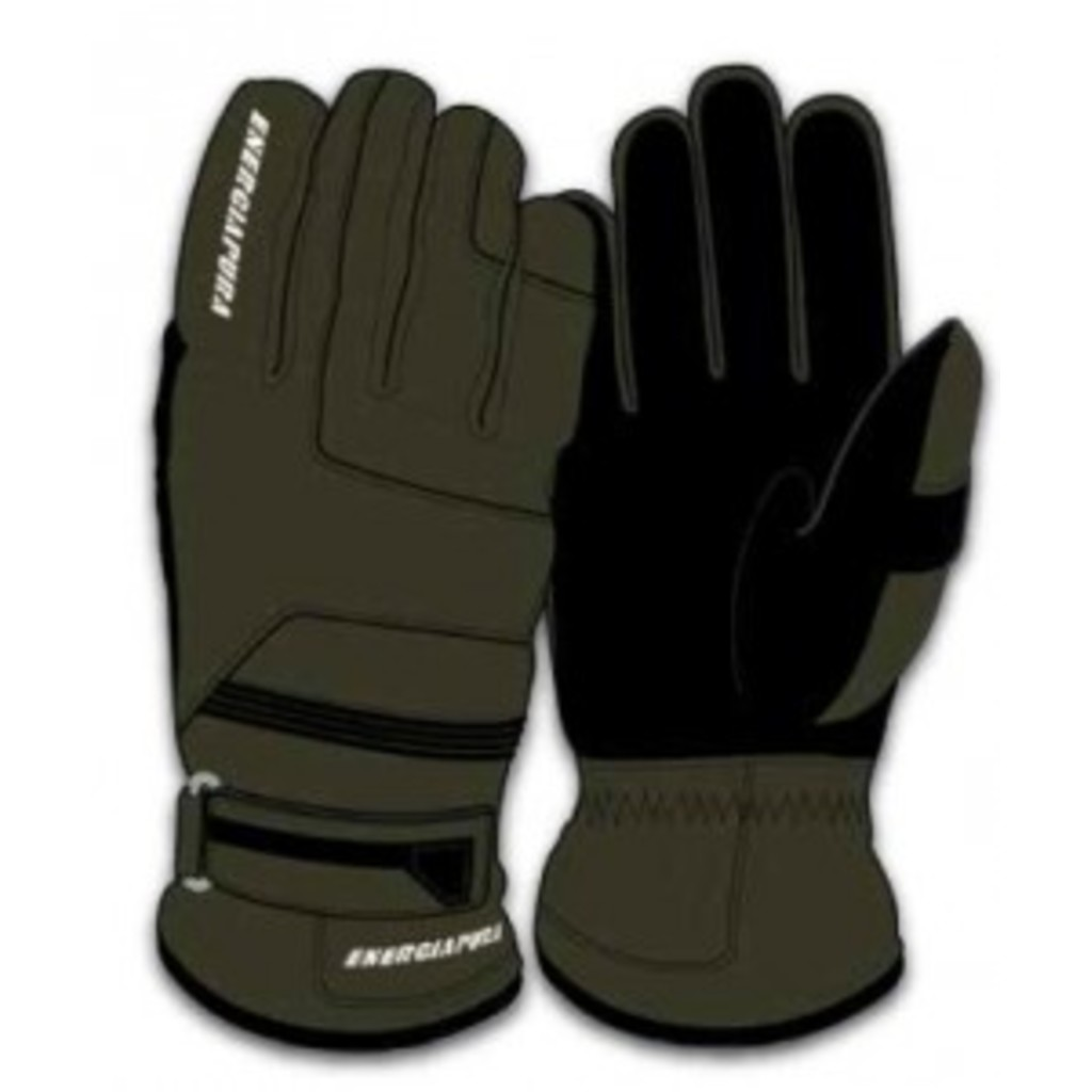 Energiapura Feeling Leather Gloves Finger
