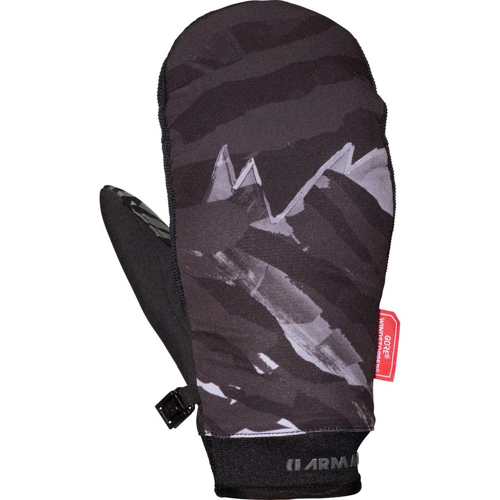 Armada Carmel Windstopper Mitt black tiger