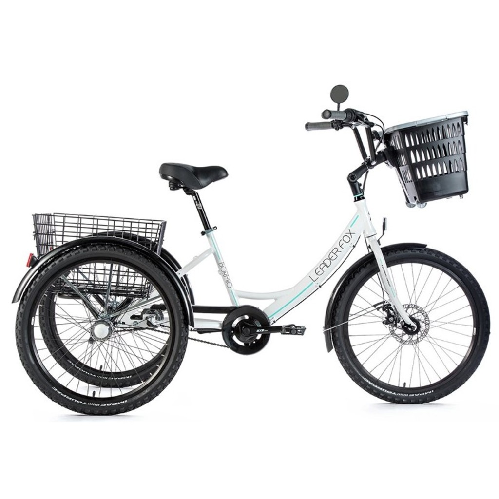 Leader Fox Bormio Tricycle