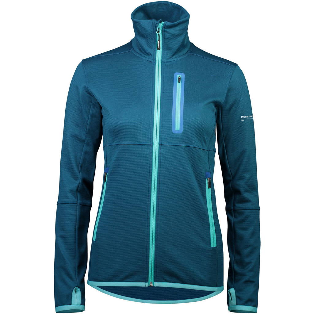 MONS ROYALE Approach Tech Mid Jacket W