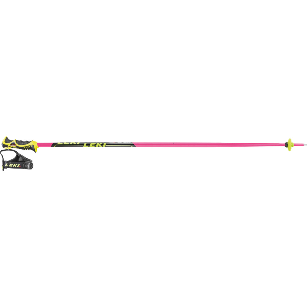 Leki Worldcup Racing SL TBS Pink